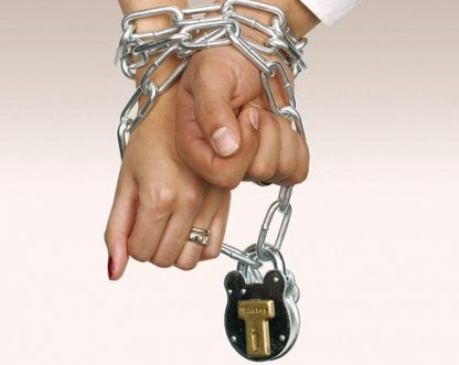 chained-together